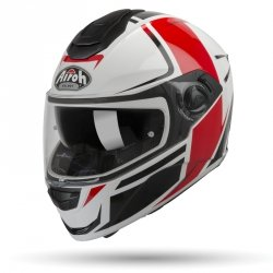 AIROH  KASK INTEGRALNY ST301 WONDER RED GLOSS