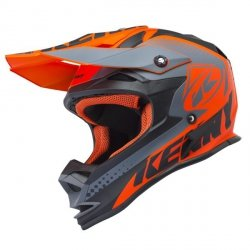 KASK CROSS KENNY PERFORMANCE GREY ORANGE 2018