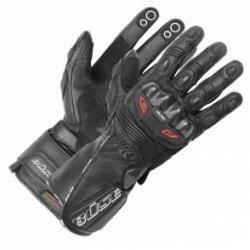 Rękawice motocyklowe BUSE Motegi czarne