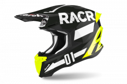 AIROH KASK OFF-ROAD TWIST 2.0 RACR GLOSS