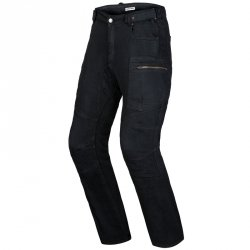 REBELHORN  SPODNIE JEANS URBAN III WASHED BLACK