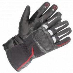 Rękawice motocyklowe BUSE Open Road Touring czarne