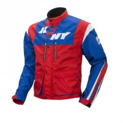 KENNY KURTKA OFF-ROAD TRACK BLUE-RED