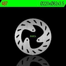 NG487 TARCZA HAMULCOWA  50 RS 3 12-18, 125 RS3 14