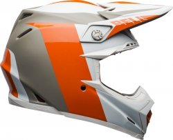 BELL KASK OFF-ROAD MOTO-9 FLEX DIVISION WH/OR/SAND