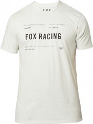 FOX T-SHIRT STANDARD ISSUE PREMIUM LIGHT GREY