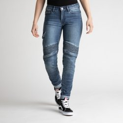 BROGER SPODNIE JEANS OHIO LADY WASHED BLUE