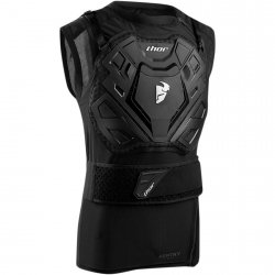 THOR BUZER SENTRY OFFROAD GUARD VEST BLACK =$