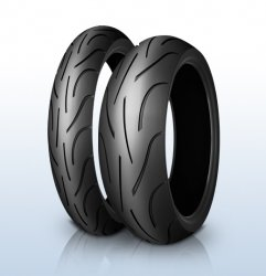 MICHELIN OPONA 190/50ZR17 (73W) TL PILOT POWER 2CT (R)