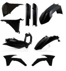 Acerbis KTM pełny zestaw plastików EXC 12-13