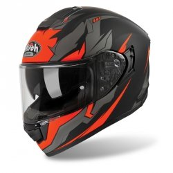 AIROH KASK INTEGRALNY ST501 BIONIC ORANGE MATT