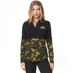FOX BLUZA LADY Z KAPTUREM SATELLITE CAMO