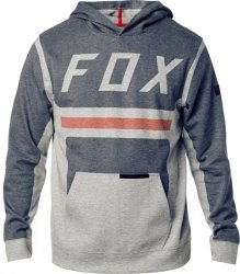 FOX MOTH MIDNIGHT Bluza z kapturem
