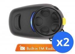 Interkom SENA SMH5D-FM DO 700M (2szt) FM