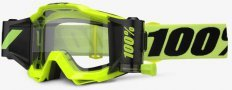 100 PROCENT GOGLE ACCURI FORECAST FLUO YELLOW ROLL