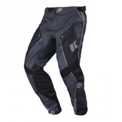 KENNY SPODNIE OFF-ROAD TRACK KID BLACK/GREY