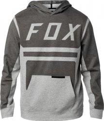 FOX MOTH BLACK Bluza z kapturem