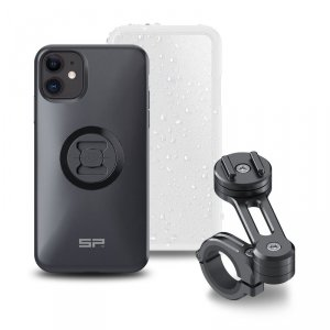 SP CONNECT ZESTAW MOTO BUNDLE  IPHONE 12 PRO/12 BL