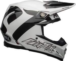 BELL KASK OFF-ROAD MOTO-9 FLEX FASTHOUSE NEWHALL W