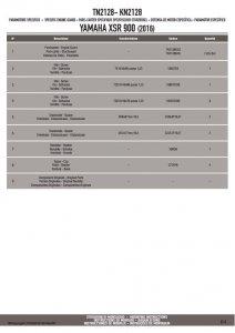 KAPPA KN2128 GMOLE OSŁONY SILNIKA YAMAHA XSR 900 (16)