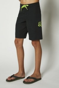 FOX BOARDSHORT JUNIOR OVERHEAD BLACK