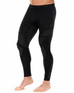Brubeck LE11860 Spodnie męskie DRY z długą nogawką grafit/czarny