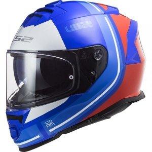 KASK LS2 FF800 STORM SLANT BLUE RED