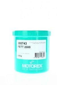 Motorex Smar Grease Fett 2000 850g