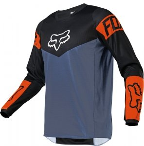 FOX BLUZA OFF-ROAD JUNIOR 180 REVN STEEL