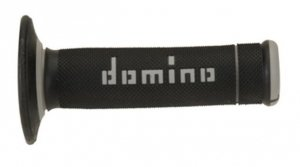 Domino Manetki czarno- szare X-treme