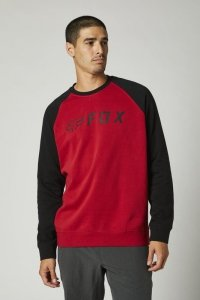 FOX BLUZA CODZIENNA APEX BLACK/RED