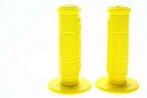 Ariete manetki silikonowe Unity Half Waffle żółty