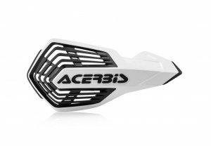 Acerbis Handbary X-FUTURE  biało - czarny