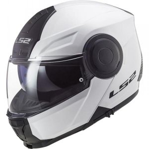 KASK LS2 FF902 SCOPE SOLID WHITE
