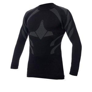 ADRENALINE Koszulka termoaktywna DESERT czarny/sza