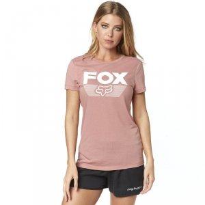FOX T-SHIRT  LADY ASCOT BLUSH