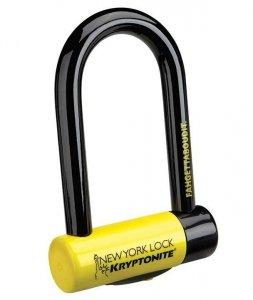 KRYPTONITE ZAPIĘCIE U-LOCK NEW YORK FAHGETTABOUDIT