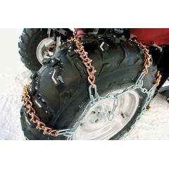 Łańcuchy śnieżne ATV 8 V-Bar 14.5x 52 MOOSE