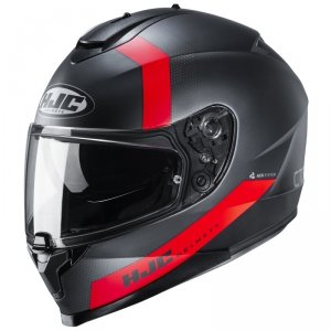 HJC KASK INTEGRALNY C70 EURA BLACK/RED