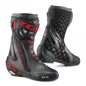 TCX BUTY MOTOCYKLOWE RT-RACE BLACK/RED