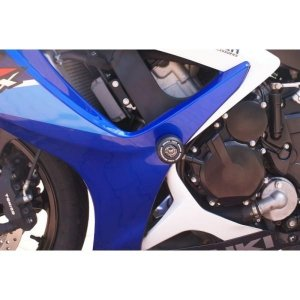 Womet CRASH PAD SUZUKI GSX-R 600/750 2006-   CPS04R