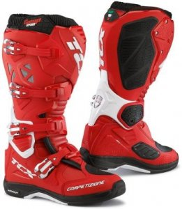 TCX BUTY OFF-ROAD COMP EVO 2 MICHELIN RED/WHITE