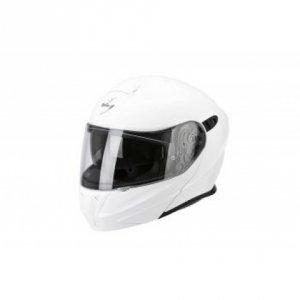 SCORPION KASK SZCZĘKOWY EXO-920 EVO SOLID WHITE