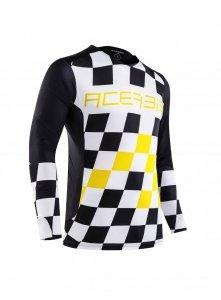 Acerbis bluza off-road Start & Finish MX  zółty