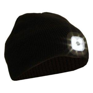 GLOVII BB04B czapka z latarką czołową LED