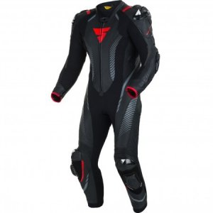 SHIMA  KOMBINEZON MOTOCYKLOWY APEX RS BLACK/RED
