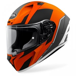 AIROH KASK INTEGRALNY  VALOR WINGS ORANGE MATT
