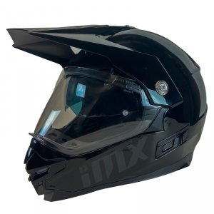 IMX  KASK OFF-ROAD MXT-01 PINLOCK READY BLACK