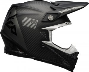 BELL KASK OFF-ROAD MOTO-9 FLEX SLAYCO M/G BLACK/GR