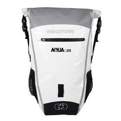 OXFORD Plecak (25L) AQUA B25 Hydro biały/szary